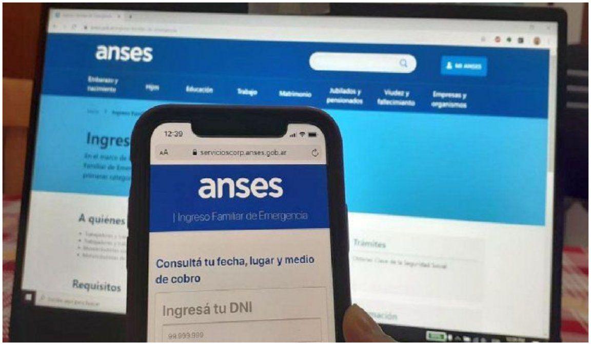 ANSES: Cronograma de pago del IFE y de asignaciones