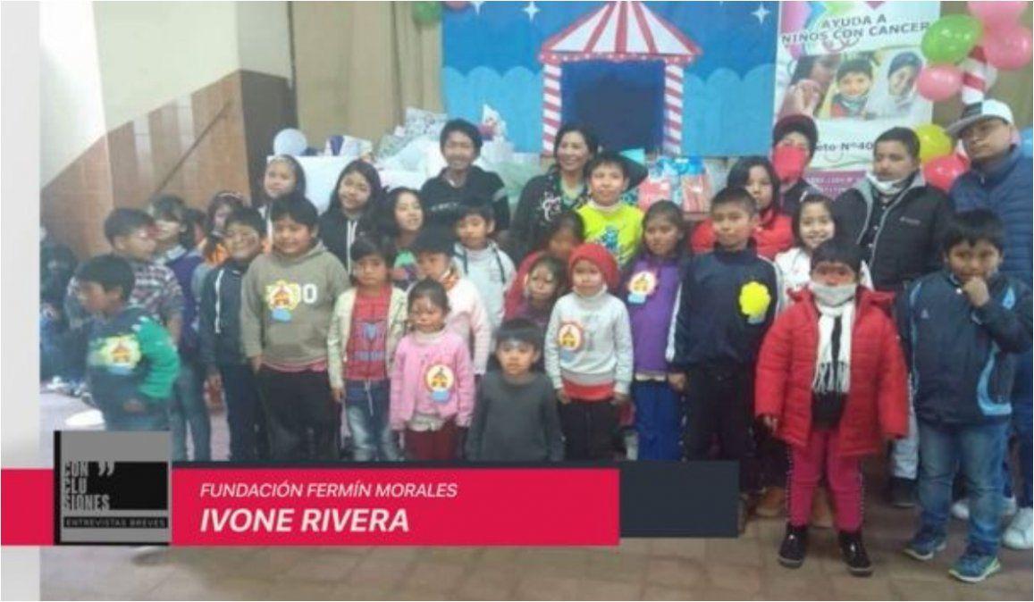 Pandemia: la Fundación Fermín Morales y una labor social inquebrantable