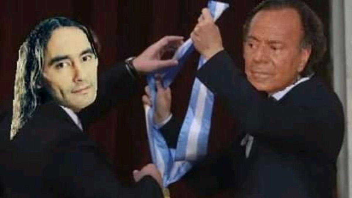 Los memes de Julio van saliendo, y ya vienen los de Agostini