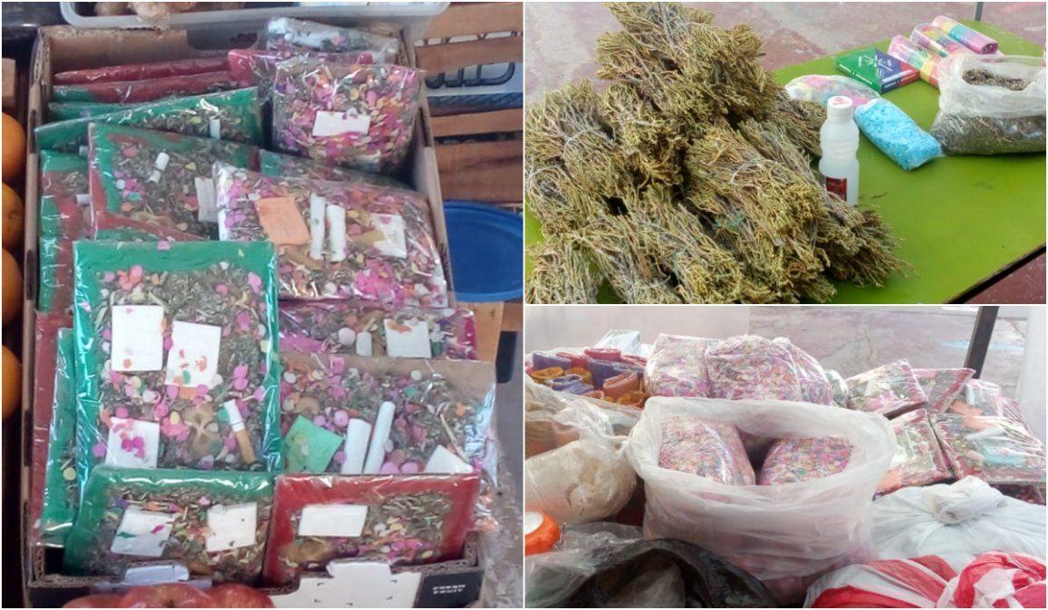 El Mercado de Tilcara, con aroma a Pachamama