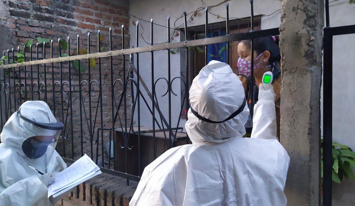 Se informaron 39 nuevos casos en Jujuy y suman más de 2.200