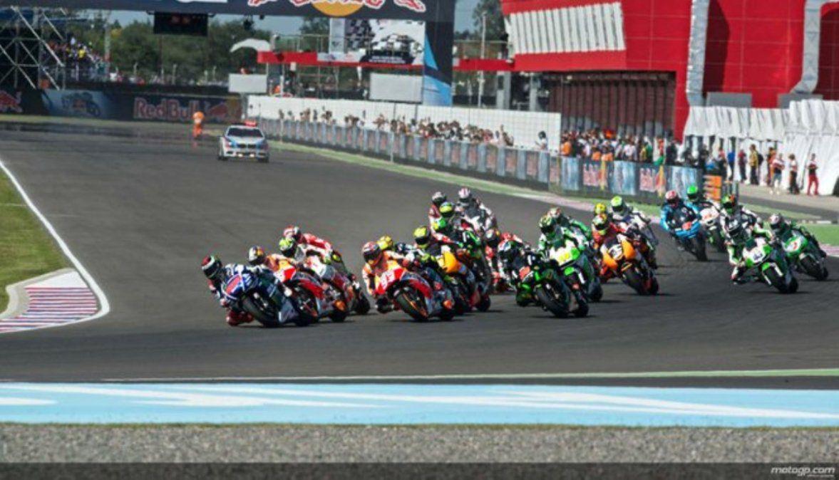 MotoGP anunció la suspensión del Gran Premio de la Argentina