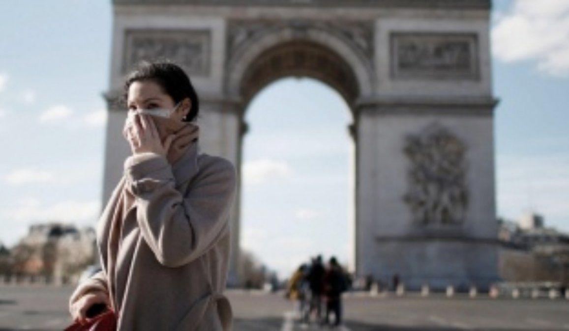 Francia confirma cerca de 1.400 nuevos casos e investiga otros 20 brotes de coronavirus