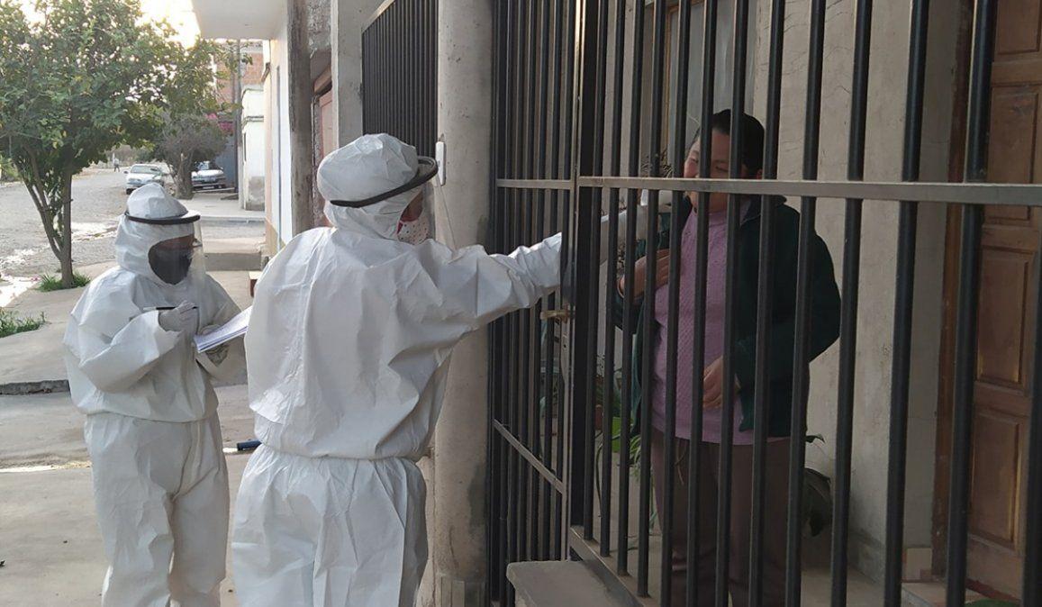 Se informaron 82 nuevos casos en Jujuy en el primer reporte del sábado