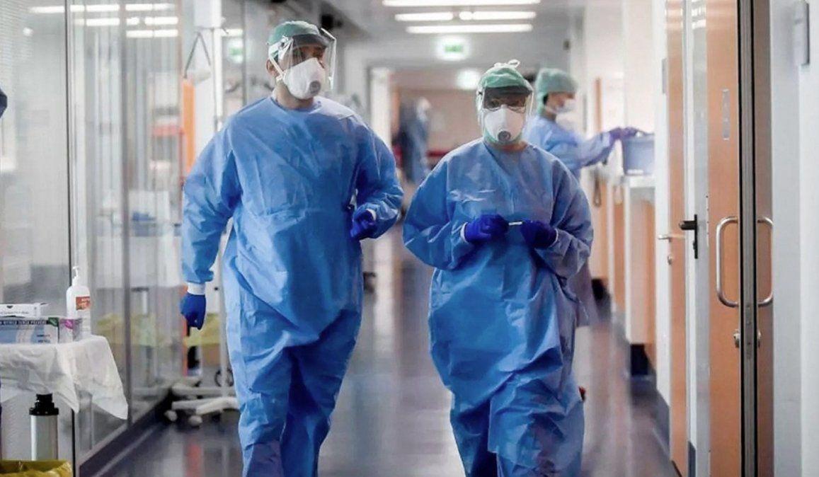 Argentina registró 5.241 nuevos casos de coronavirus y 53 fallecidos