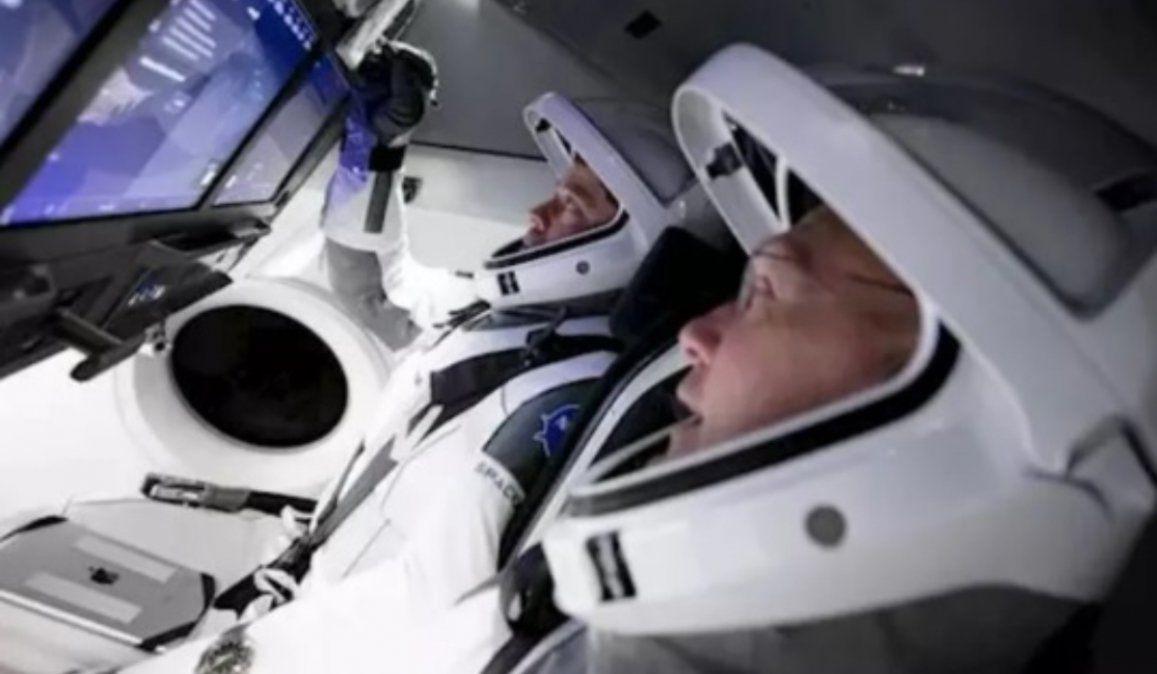 Los astronautas de SpaceX regresan a la Tierra este domingo