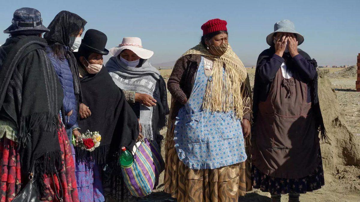 Bolivia registró un nuevo récord de muertes por coronavirus