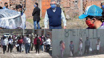 Las dos postales de Jujuy: Morales de campaña mientras el sistema colapsa