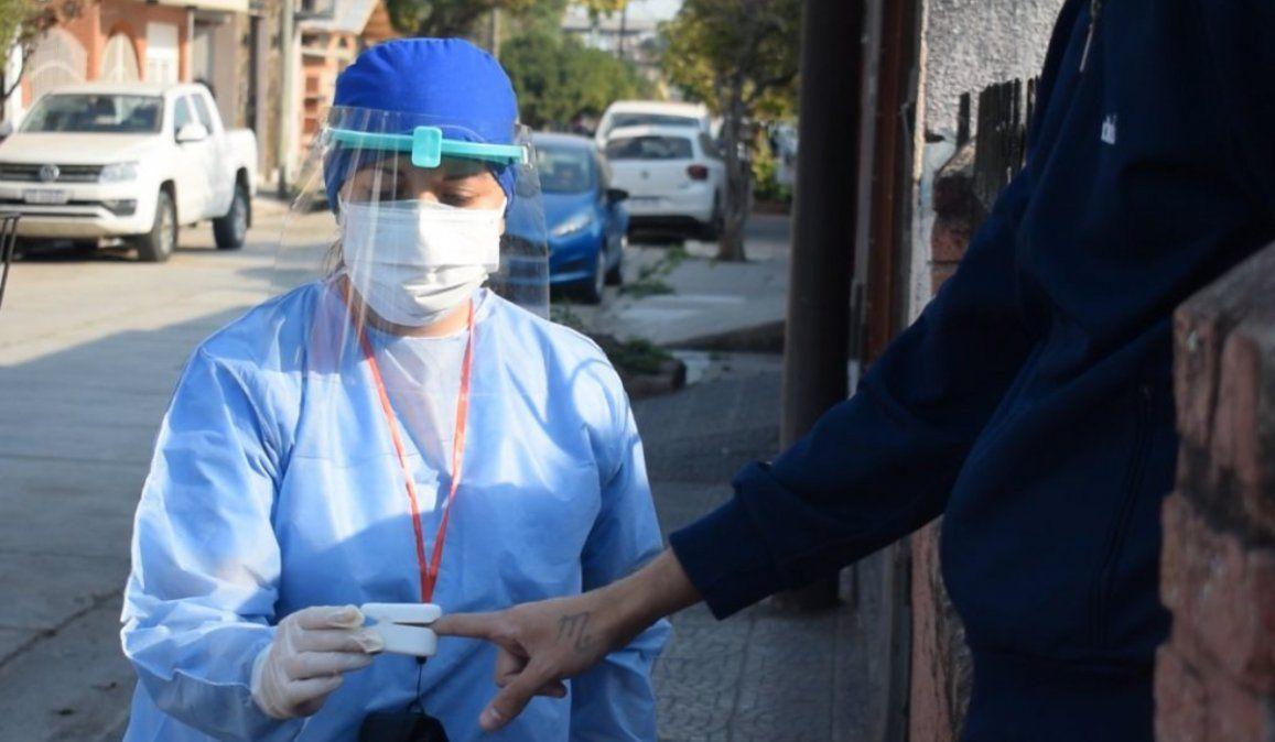 Jujuy registró 190 casos nuevos de coronavirus y 7 muertes
