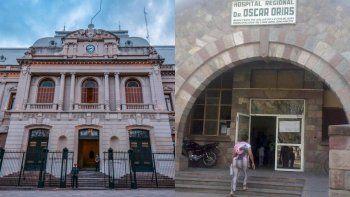 Avanza la denuncia penal contra Morales, Bouhid, Cabello y el Intendente de Libertador