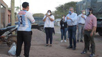 En medio del colapso sanitario, Morales refuerza su gira proselitista