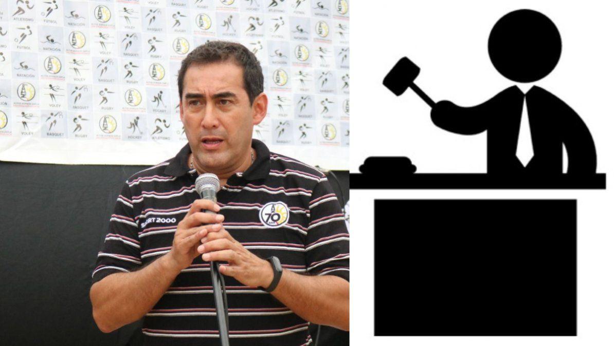 Lizárraga: Pudimos solucionar 16 juicios que tenía el club