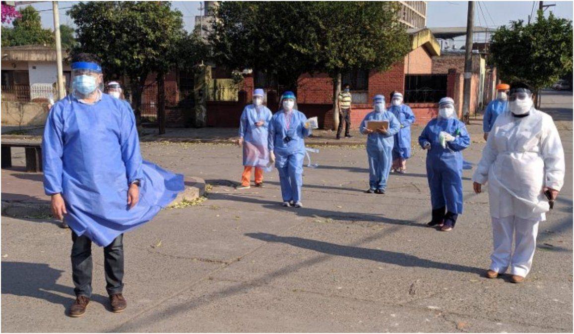 Jujuy registró 104 nuevos casos de coronavirus y 4 fallecidos