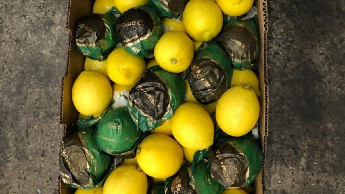 Luego de 20 años, limones argentinos llegaron a China