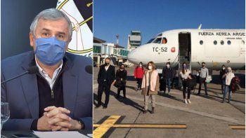 En medio del colapso sanitario, Jujuy vuelve a recibir terapistas de Nación
