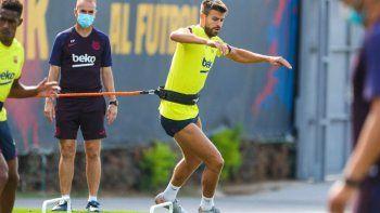 Barcelona con un caso de coronavirus