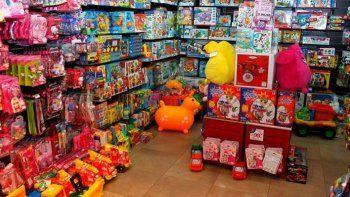 Las compras de juguetes por el día del niño representan las ventas del 60% anual