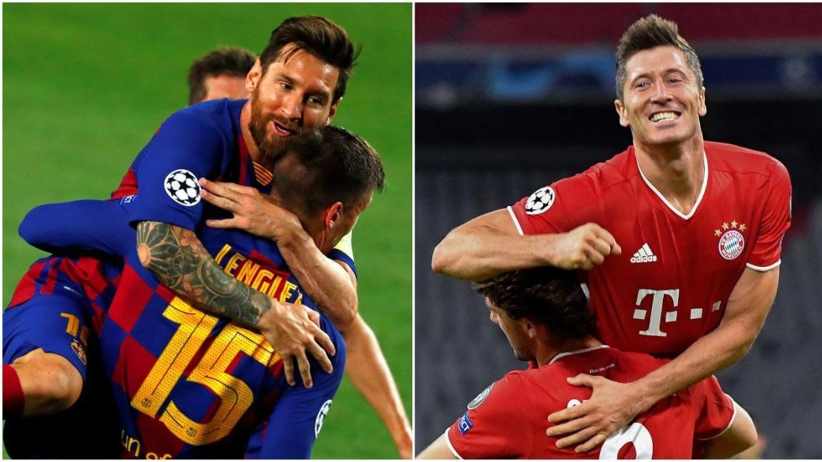 Barcelona-Bayern Munich, un duelo con mucha historia y un dato curioso