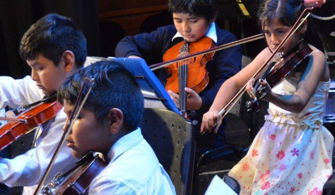 Música con Alas dictará clases virtuales de instrumento