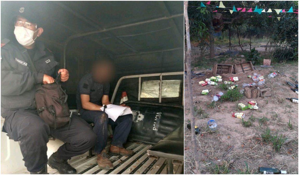 Violento episodio: En una pelea de borrachos, un hombre apuñaló y mató a otro