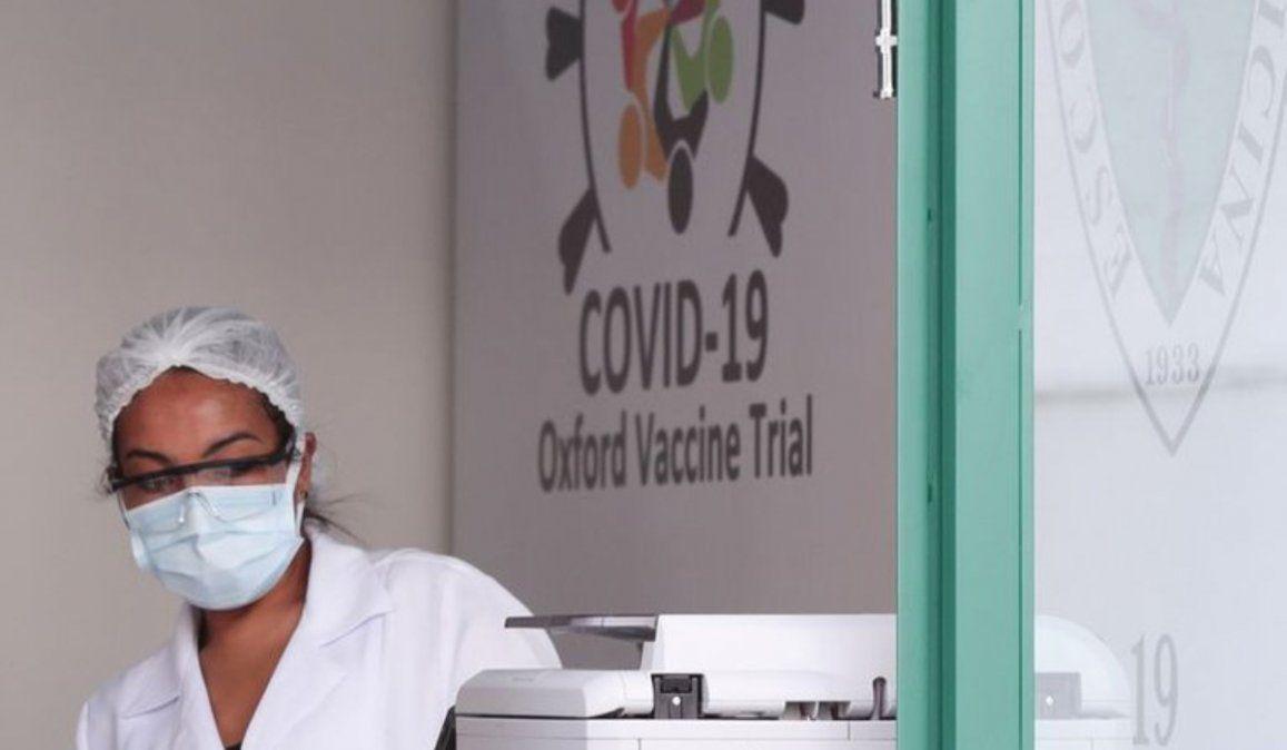 Busca 30 mil voluntarios para ensayar vacuna de AstraZeneca