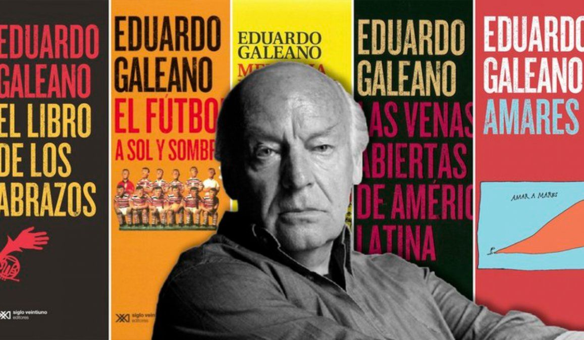 Eduardo Galeano cumpliría 80 años: Estas son 5 de sus obras esenciales
