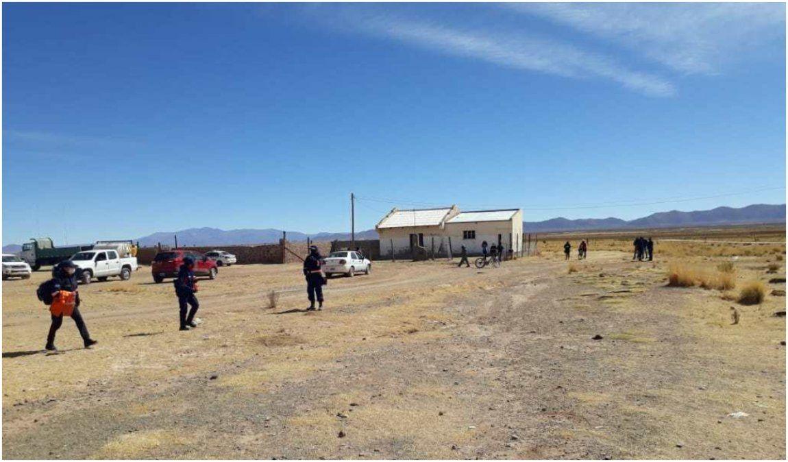 Encontraron un cuerpo en Abra Pampa, sospechan que se trataría de la joven desaparecida