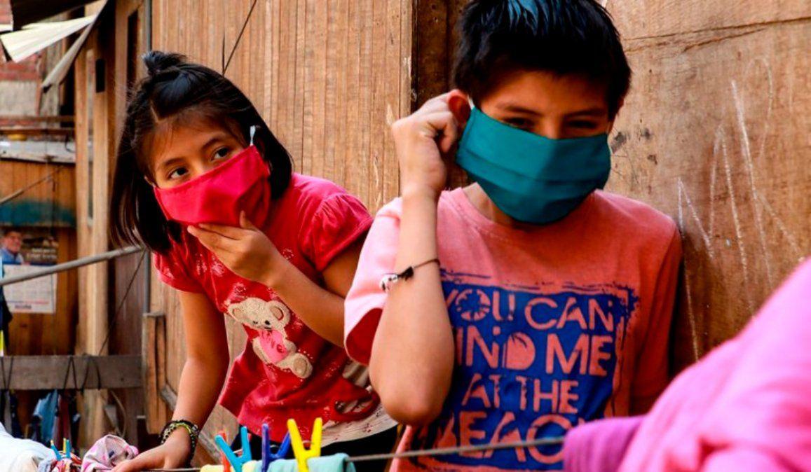 En México, uno de cada 3 hogares con niños se quedaron sin comer durante la pandemia
