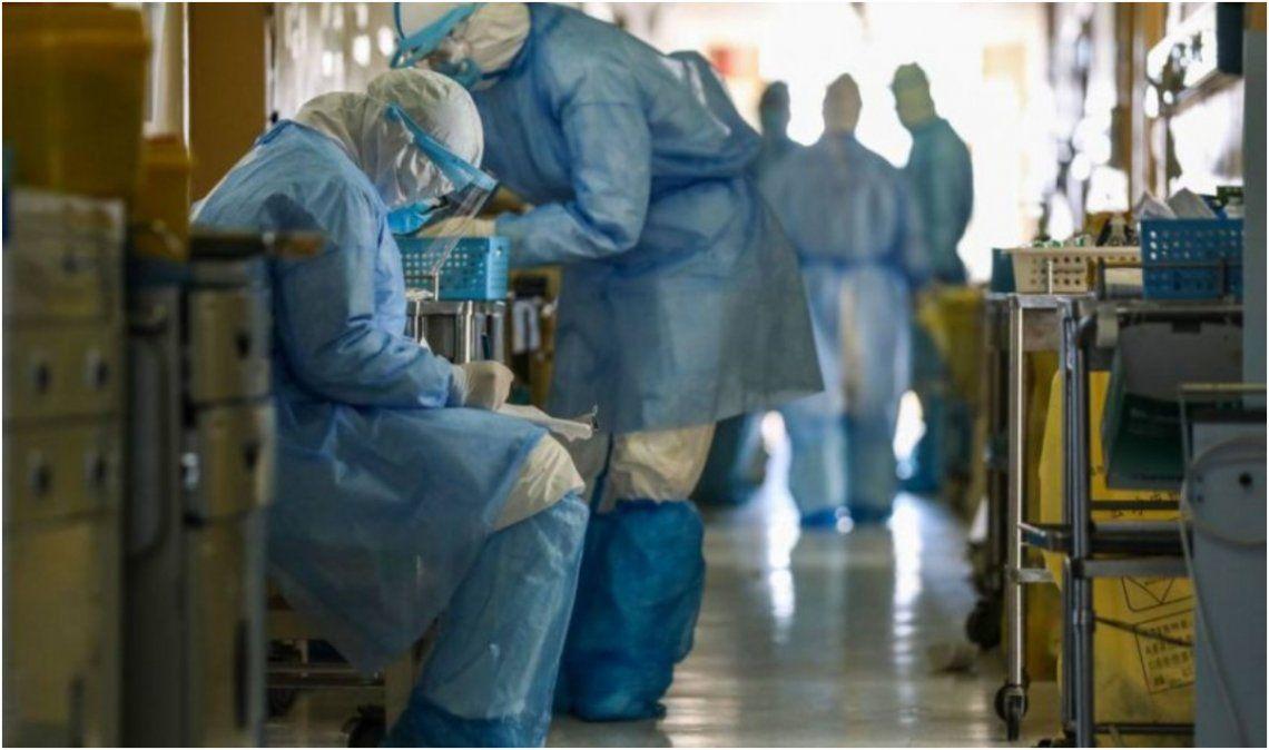 Confirman 113 nuevas muertes, son 12.229 los fallecidos en el país