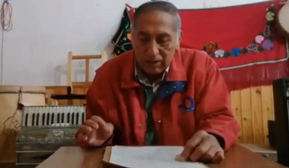 El emotivo homenaje de Fortunato Ramos en el Día del Maestro