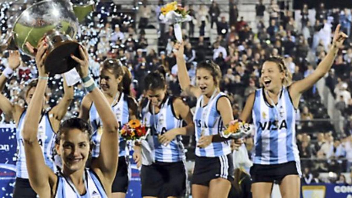 Las Leonas, a 10 años de ser campeonas del mundo en Rosario