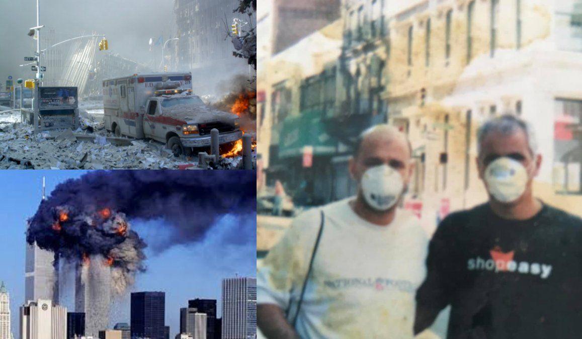 El artista que sobrevivió al 9-11 y conquistó al mundo