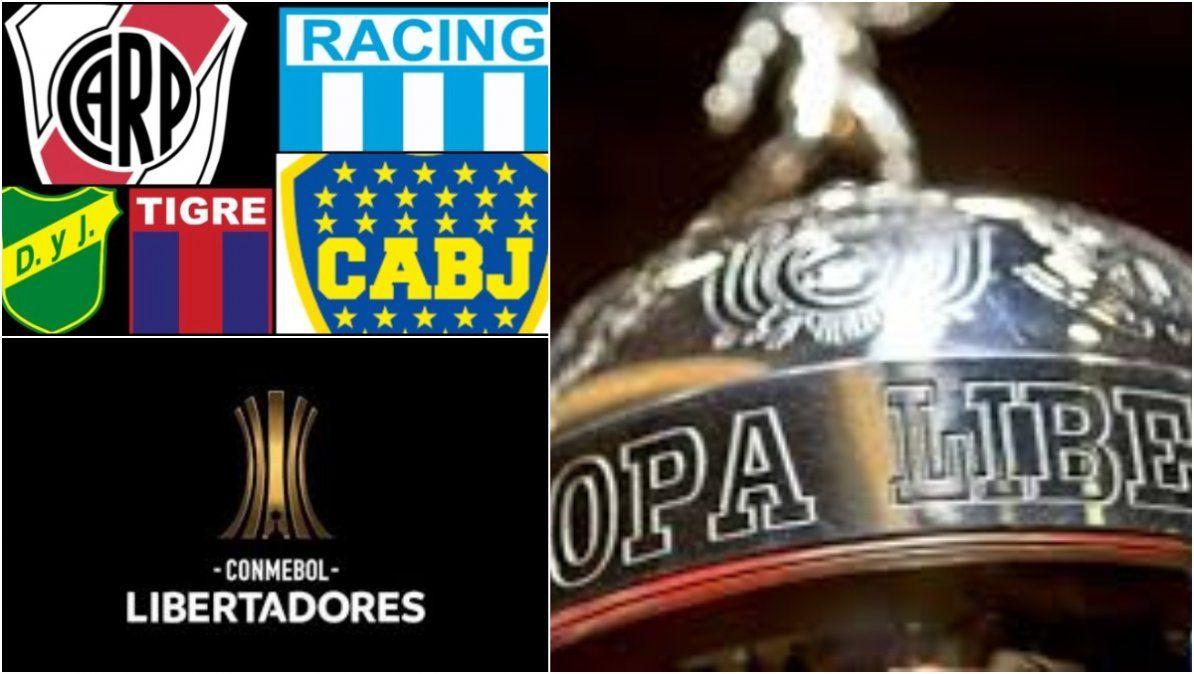 Vuelve la Libertadores: conoce la agenda