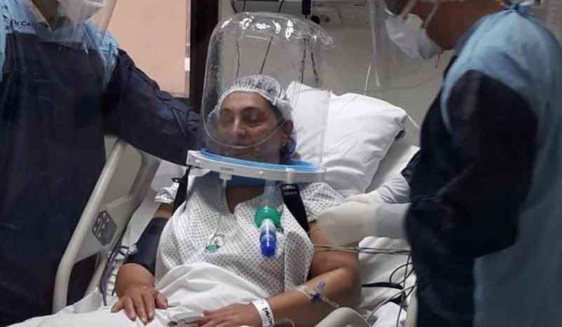 En Jujuy, arroja alentadores resultados el uso de cascos con oxígeno para tratar pacientes covid