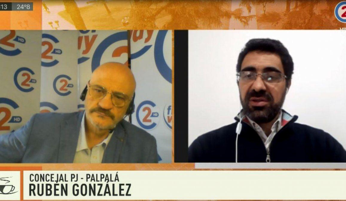 Sobremesa 16-09-20 | Rubén González - Concejal PJ - Palpalá