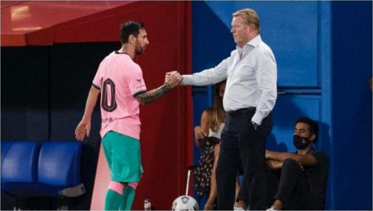 Con doblete de Messi, Barcelona venció a Girona 3 a 1