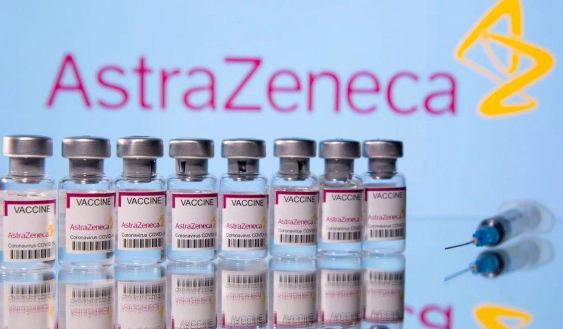 AstraZeneca anunció que su vacuna es altamente eficaz contra las variantes Beta y Delta