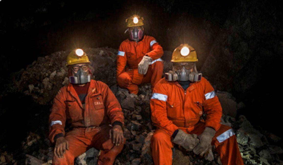 A los trabajadores mineros, algunas coplas