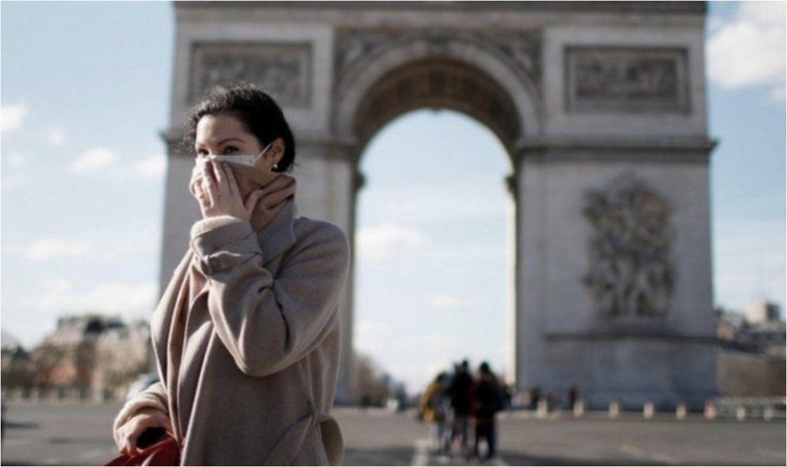 Francia pone fin al uso de barbijo obligatorio al aire libre