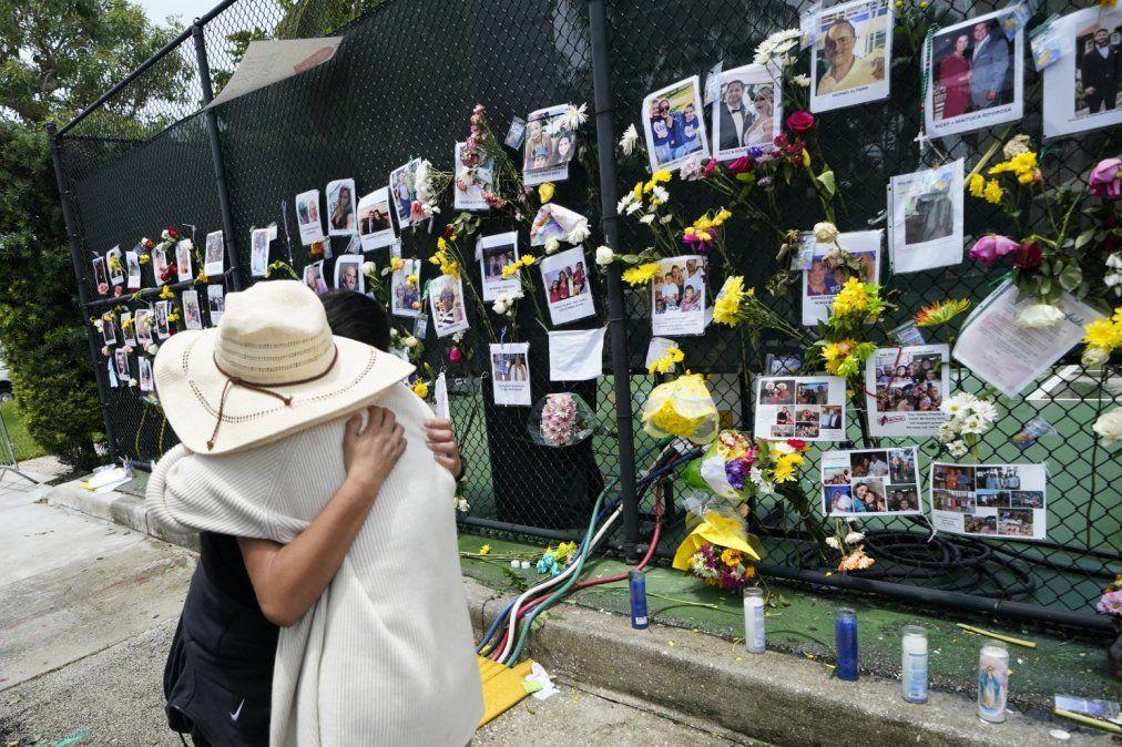 Derrumbe en Miami: Familias de las víctimas recibirán una millonaria compensación