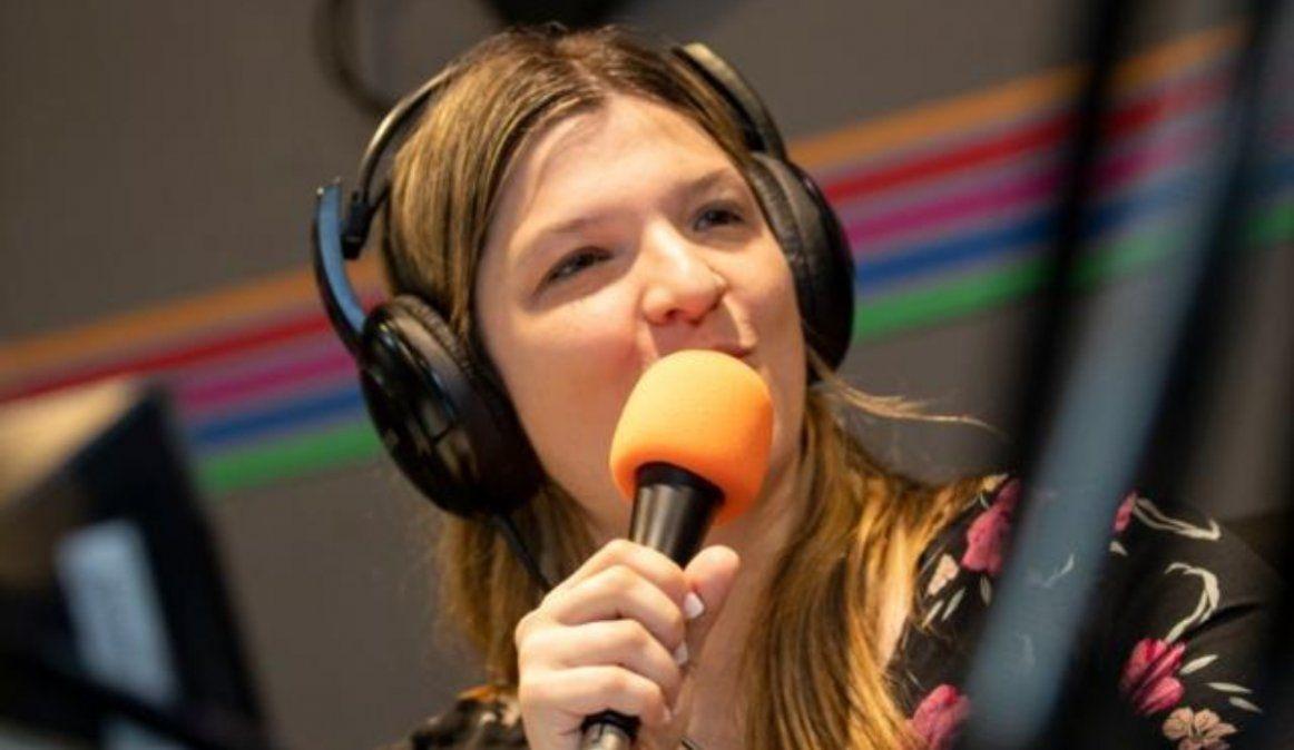 Laura Corriale, la relatora de fútbol intelectual, según el experimentado Walter Nelson