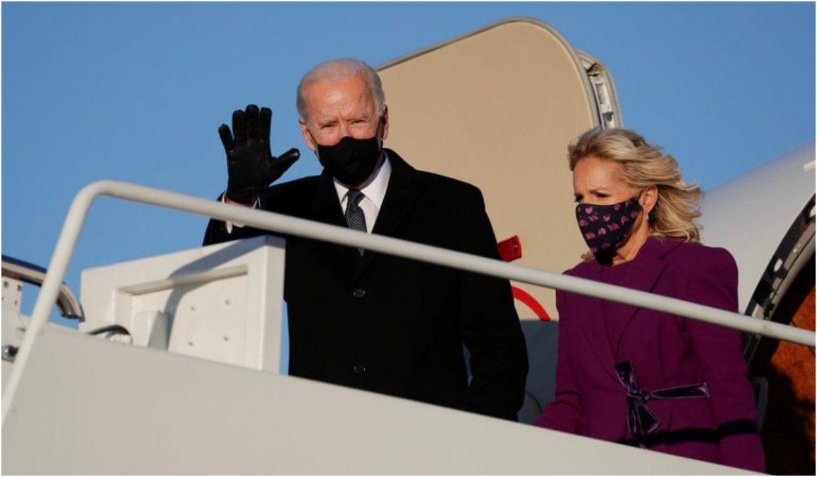 Joe Biden asume la presidencia de los Estados Unidos