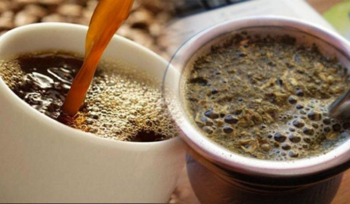 Mate o café: ¿qué es mejor por la mañana?