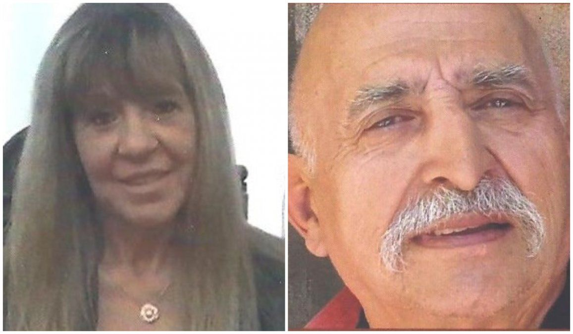 María Marta Donnet y Amadeo Vicente Gravino
