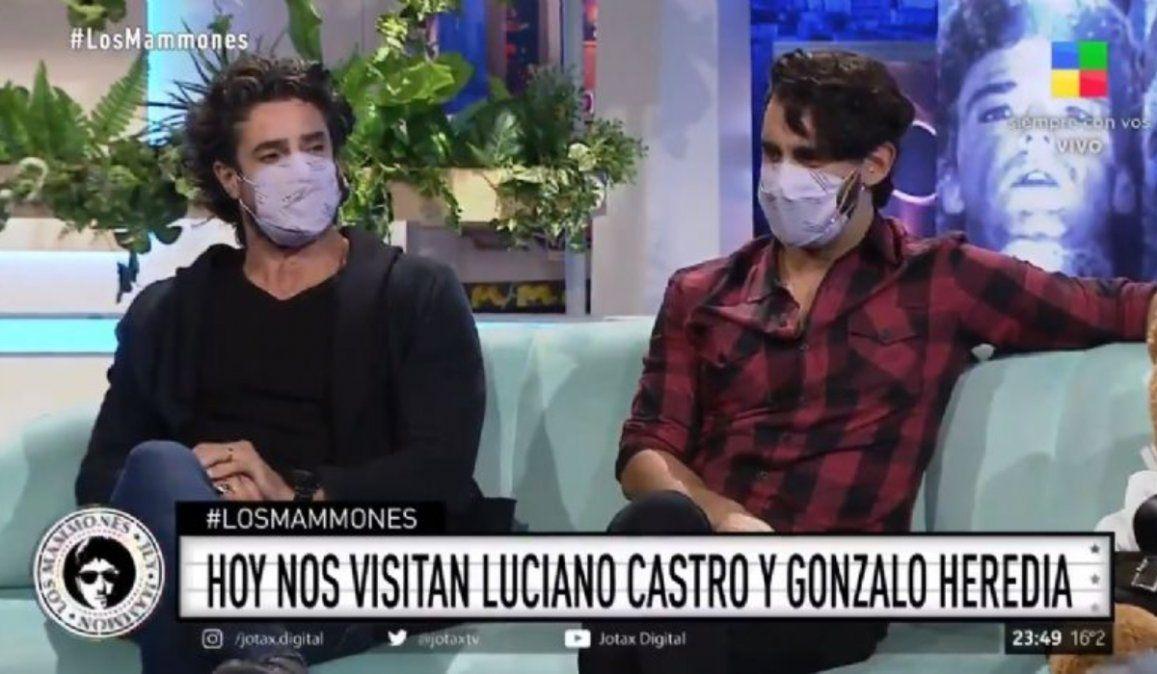 Luciano Castro se convirtió en tendencia por su mala onda con Jey Mammón