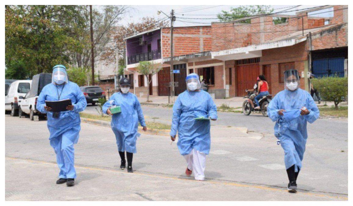 Jujuy registró 74 nuevos casos