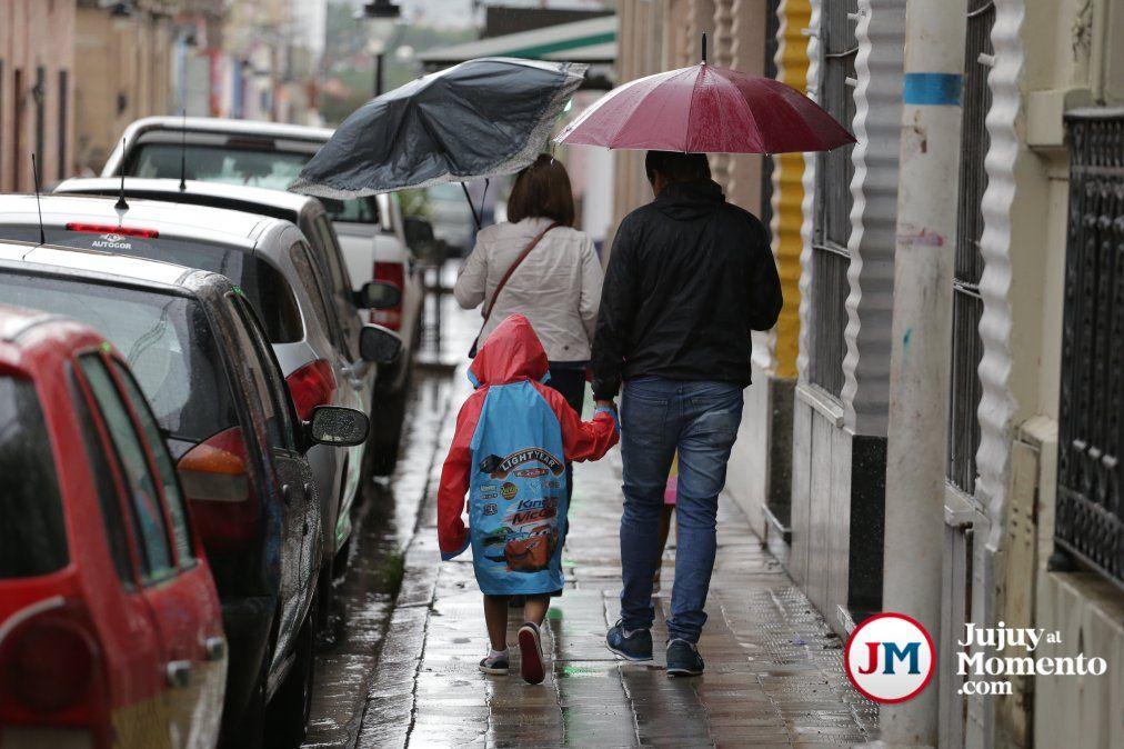 Tras los días de calor, baja la temperatura y anuncian lluvias