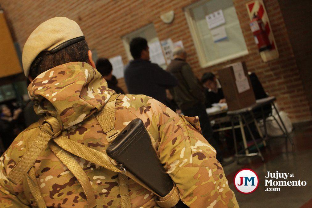 Más de 2.000 efectivos policiales afectados a las elecciones