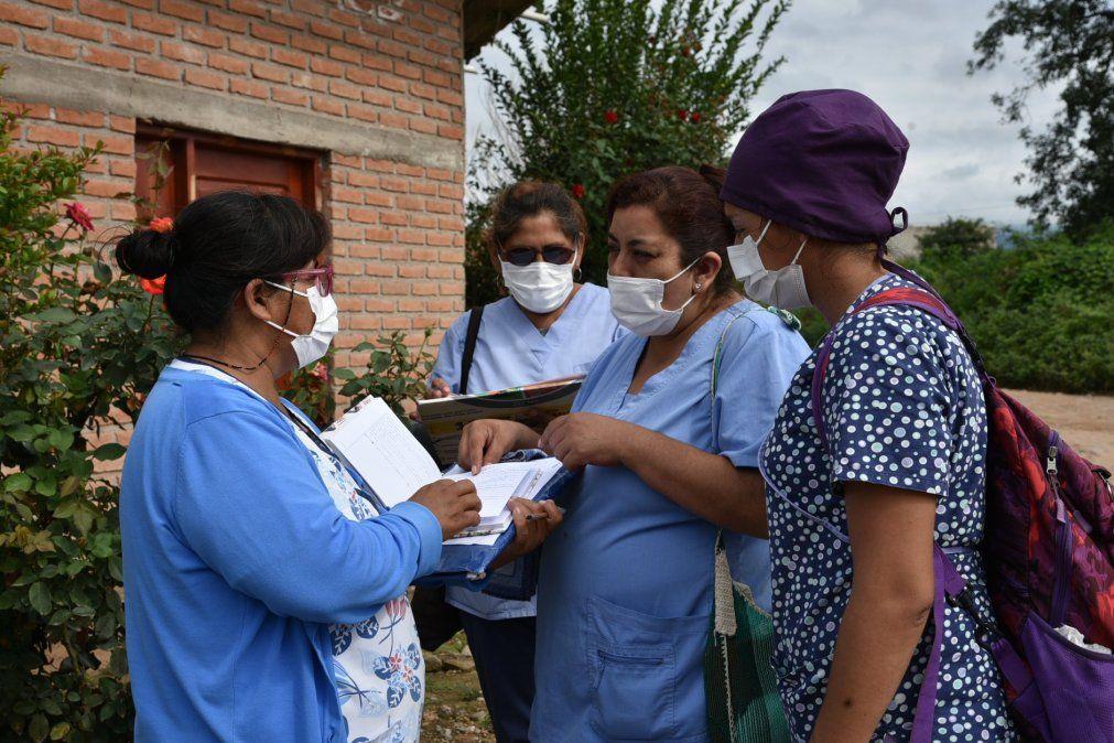 Jujuy sumó 47 casos nuevos y 1 muerte
