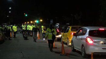 El fin de semana multaron a 150 conductores alcoholizados